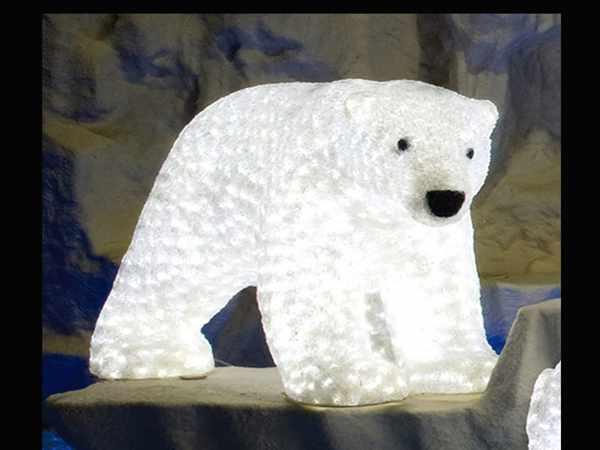 sdsdssdsd - Polar Bear Christmas Outdoor Decoration Led Lights